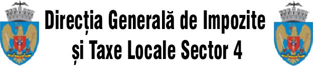 Directia de Impozite si Taxe Locale Sector 4